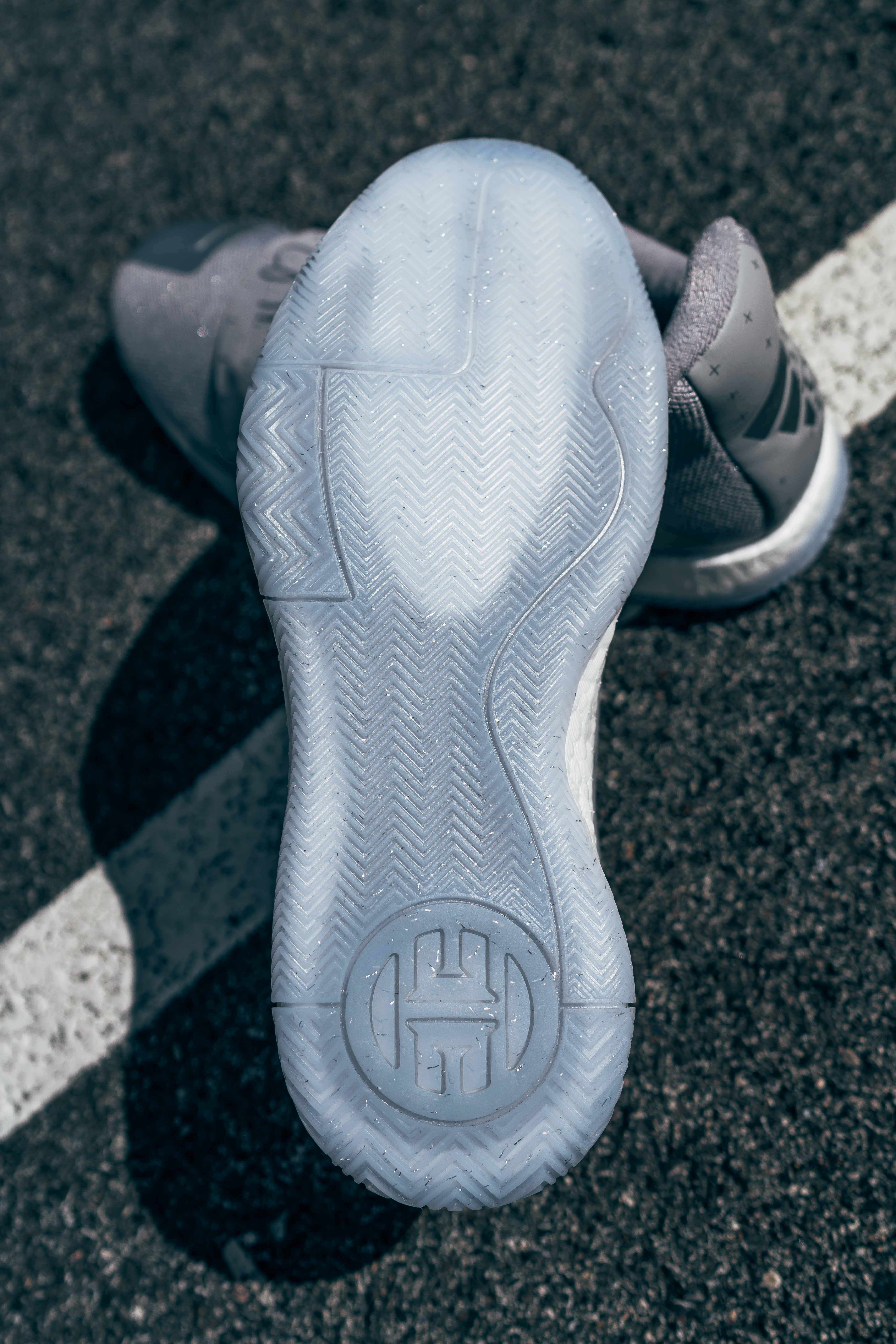 Adidas Harden Vol. 3 'Voyager' (Bottom)