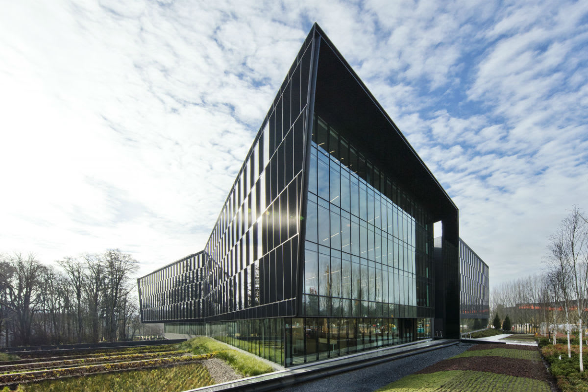 Nike Sebastian Coe Building