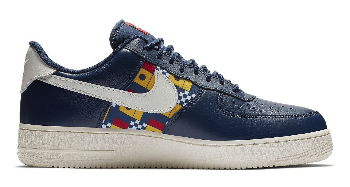 Nike Air Force 1 Low Nautical Redux Pack Release Date AR5394-400 Main