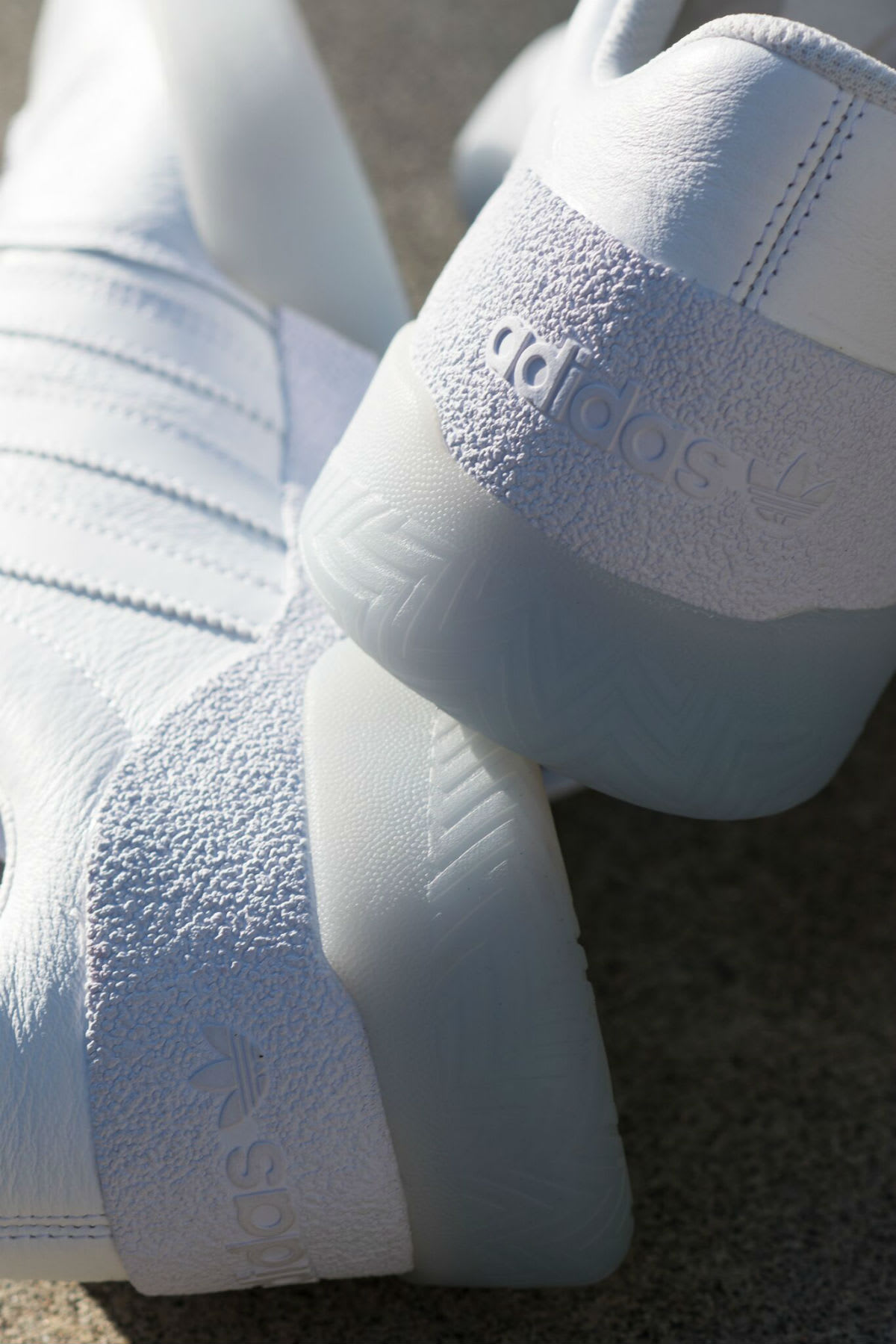 Adidas Skateboarding City Cup White Release Date Heel