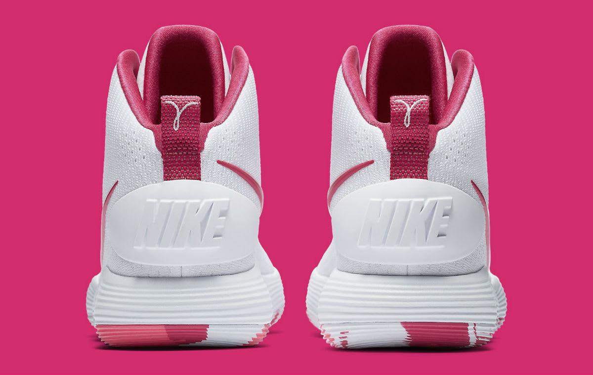 Nike Hyperdunk 2017 Kay Yow Think Pink Release Date 897631 ...