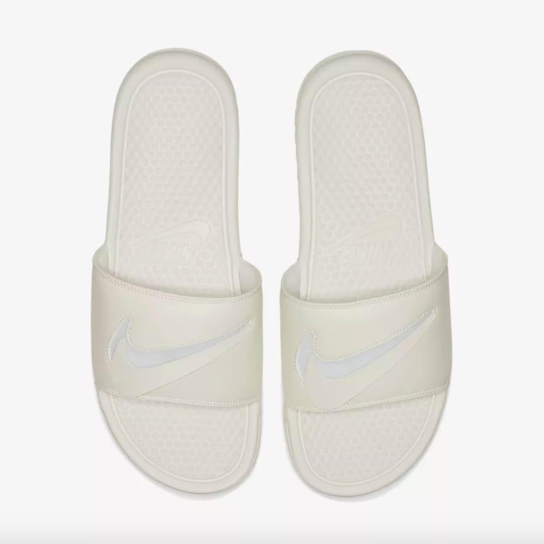 Nike Benassi JDI LTD 'Sail' AQ8614-101 2