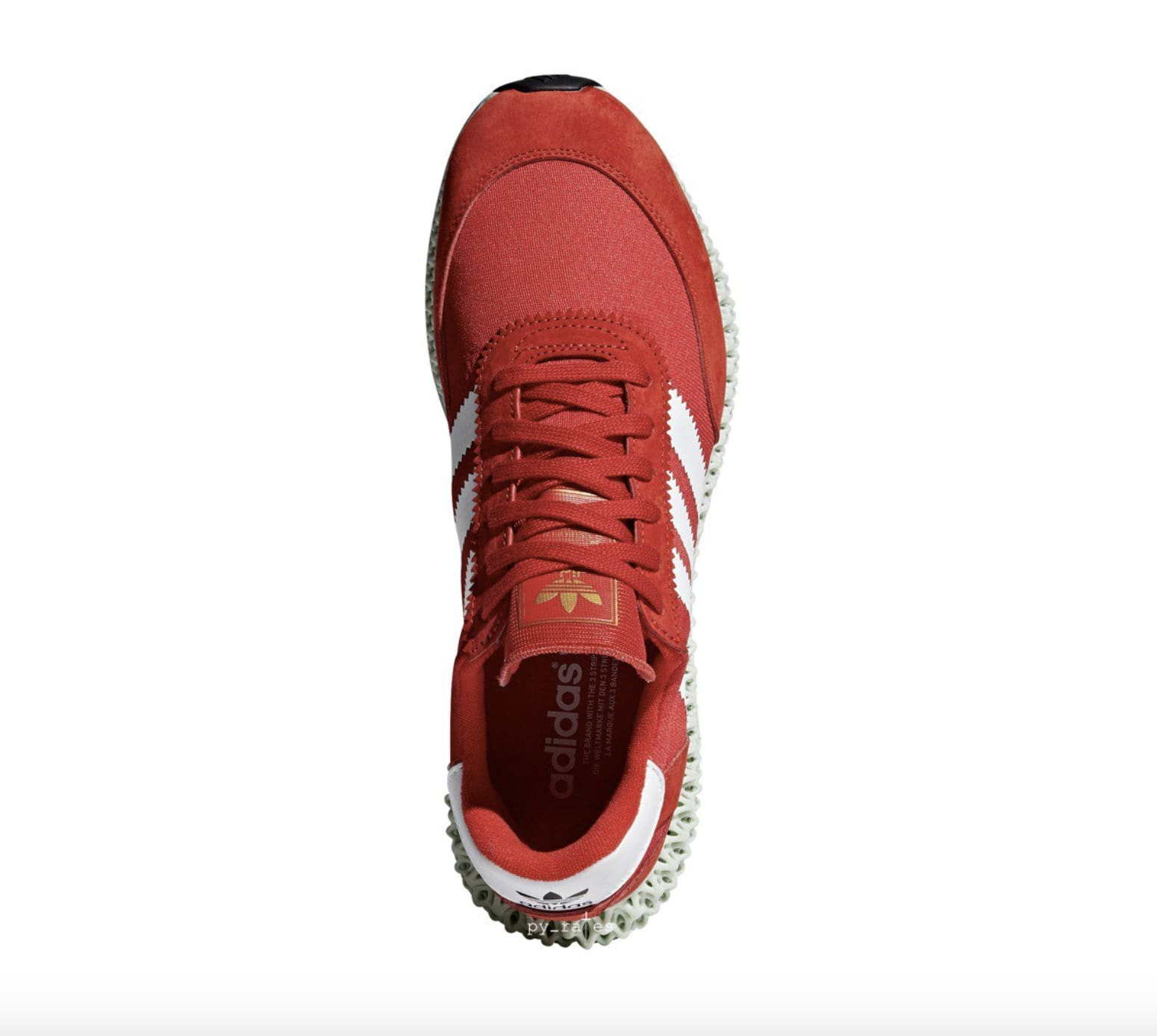 Adidas 4D-5923 'Red/White' (Top)