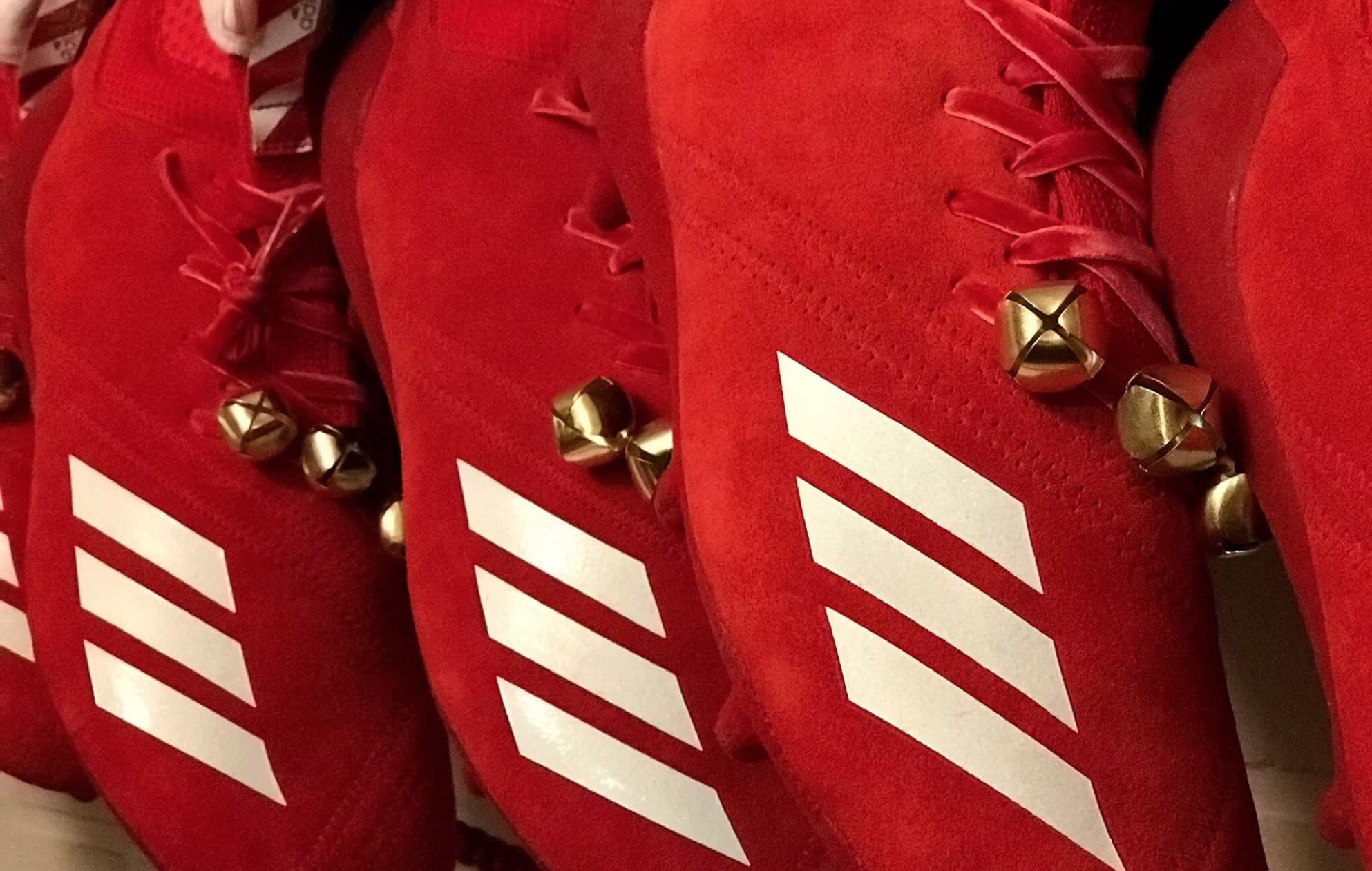 Adidas Football Christmas Stocking Cleats (3)