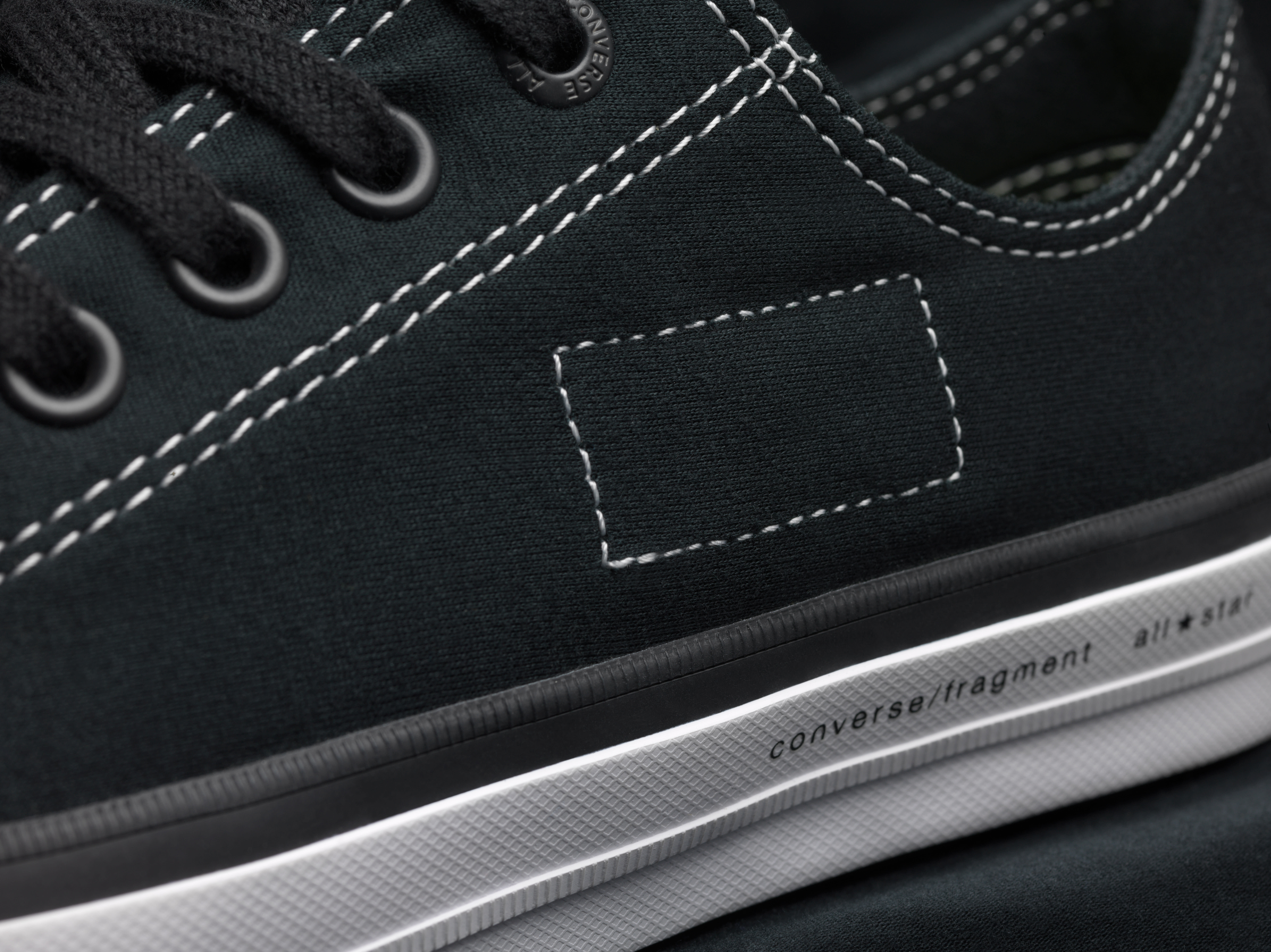 Fragment x Converse Chuck Taylor SE Low