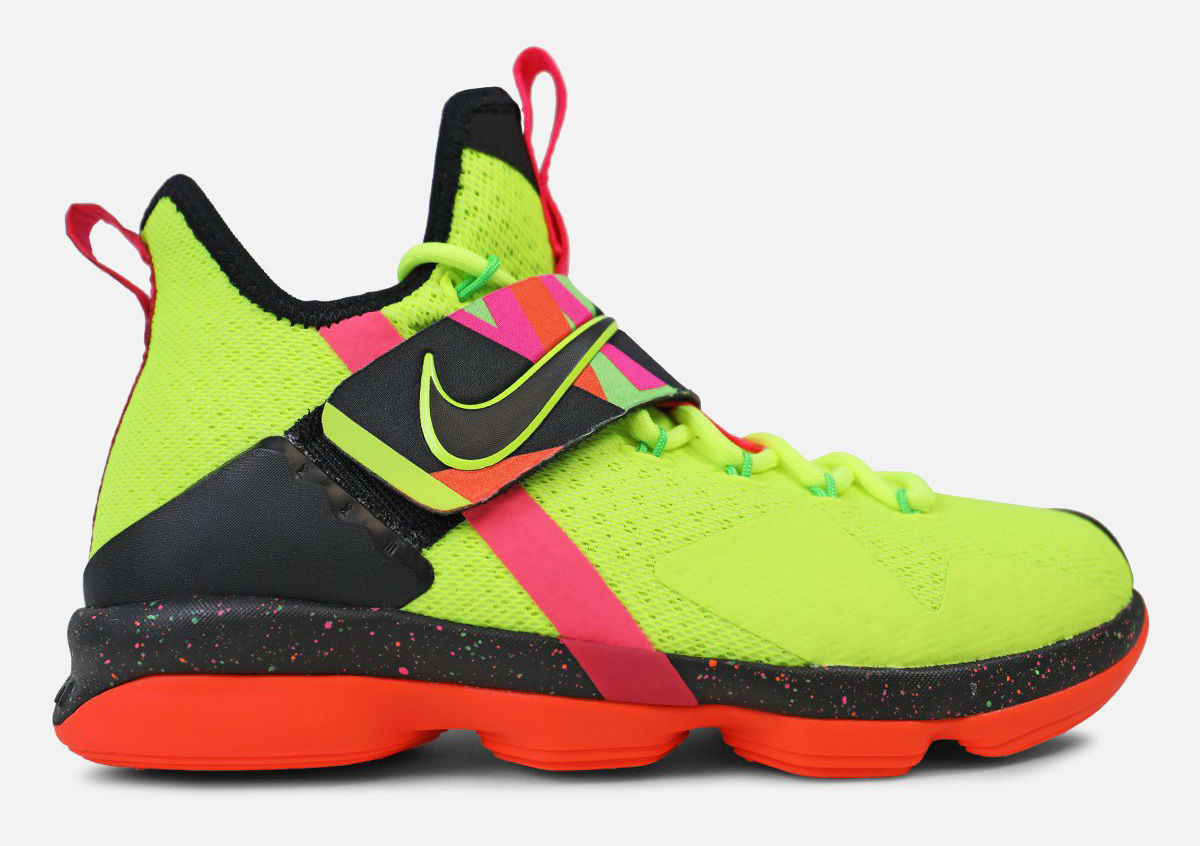 Nike LeBron 14 GS Ultimate Warrior