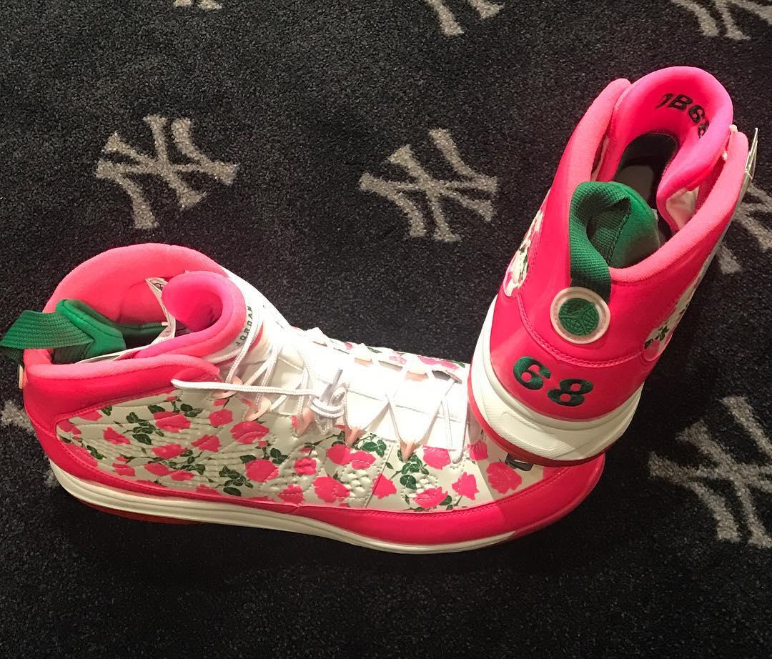 Air Jordan 9 Mother's Day Cleats Dellin Betances PE