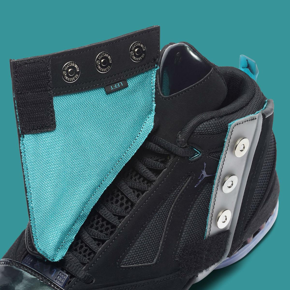 44cf23d0086 ... Air Jordan 16 XVI CEO Boardroom Release Date Shroud AA1235-003 ...