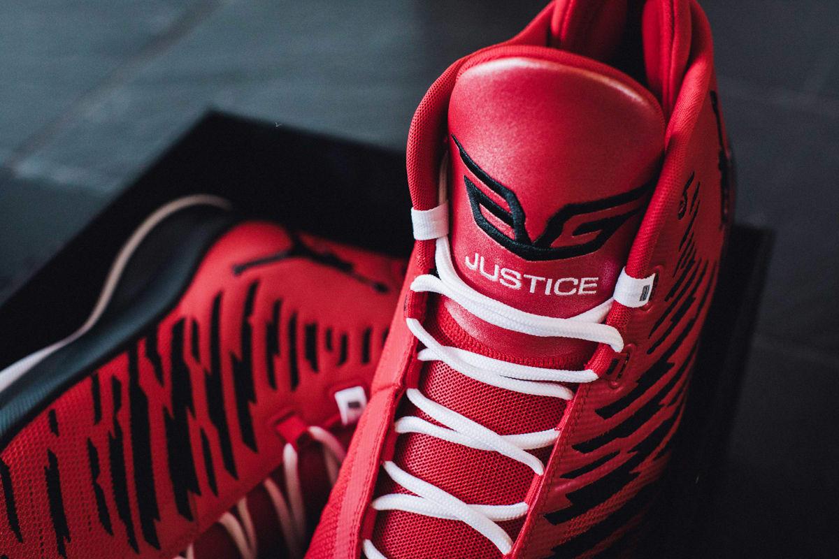 Blake Griffin Custom Jordans Just 5 Sneakers Children's ...