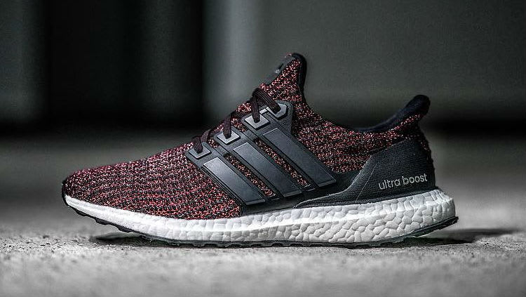 Adidas Ultra Boost 4.0 Red