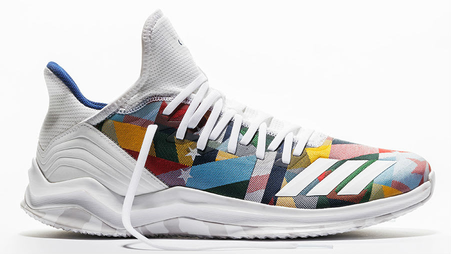 Adidas Nations Icon Trainer Side
