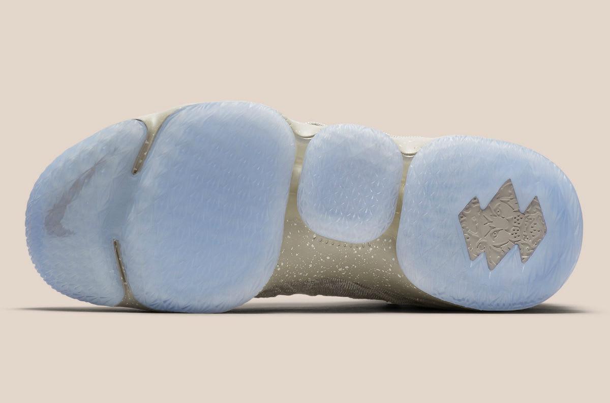 2c9072a4d29 ... Nike LeBron 15 Ghost Release Date Sole 897649-200 ...