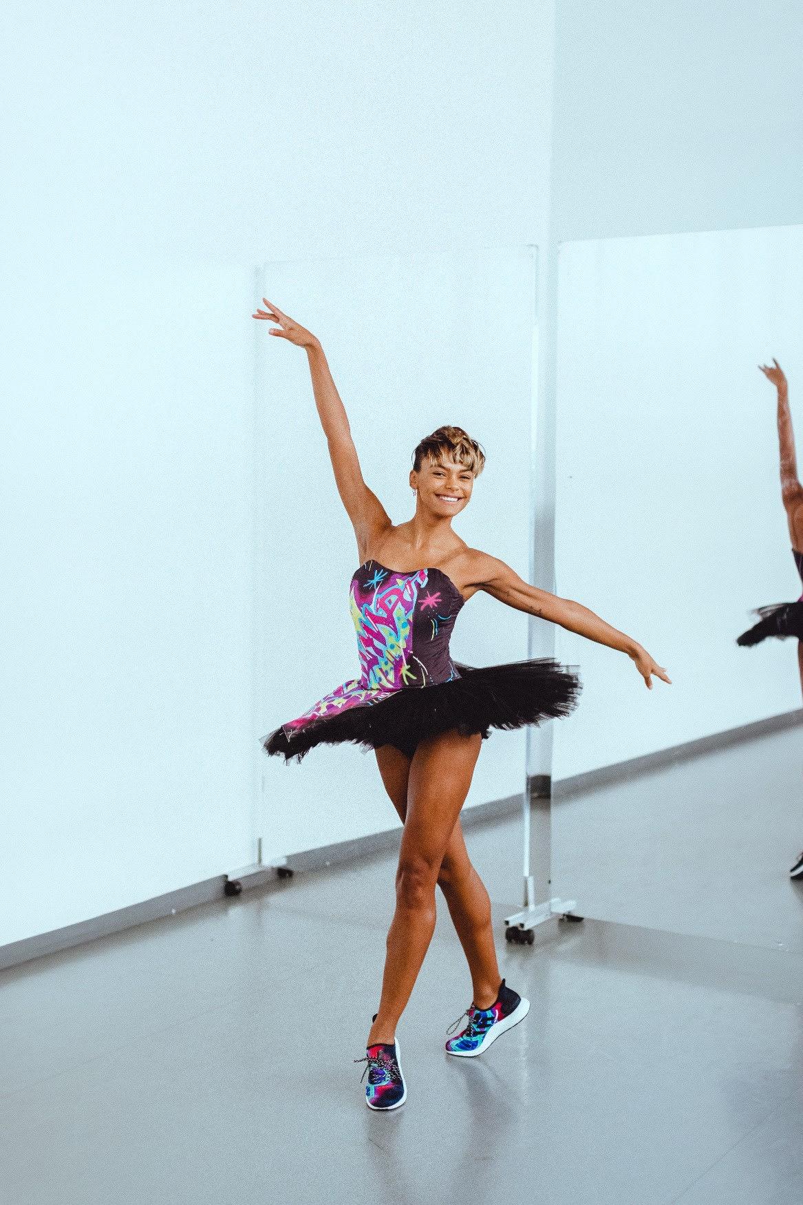 Brooklyn Ballet x Adidas Am4BrooklynBallet (On-Foot)
