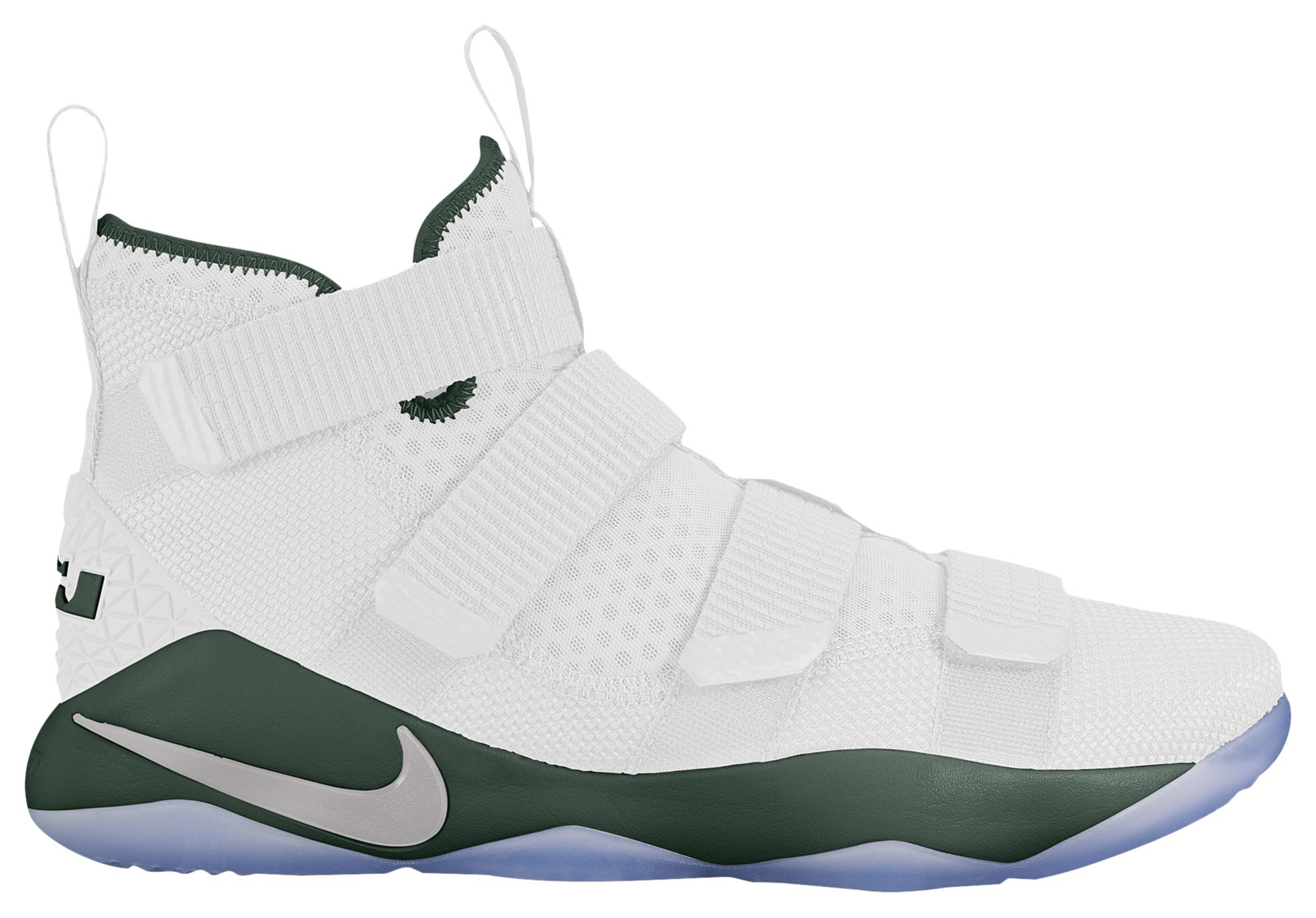 Nike LeBron Soldier 11 TB White Green