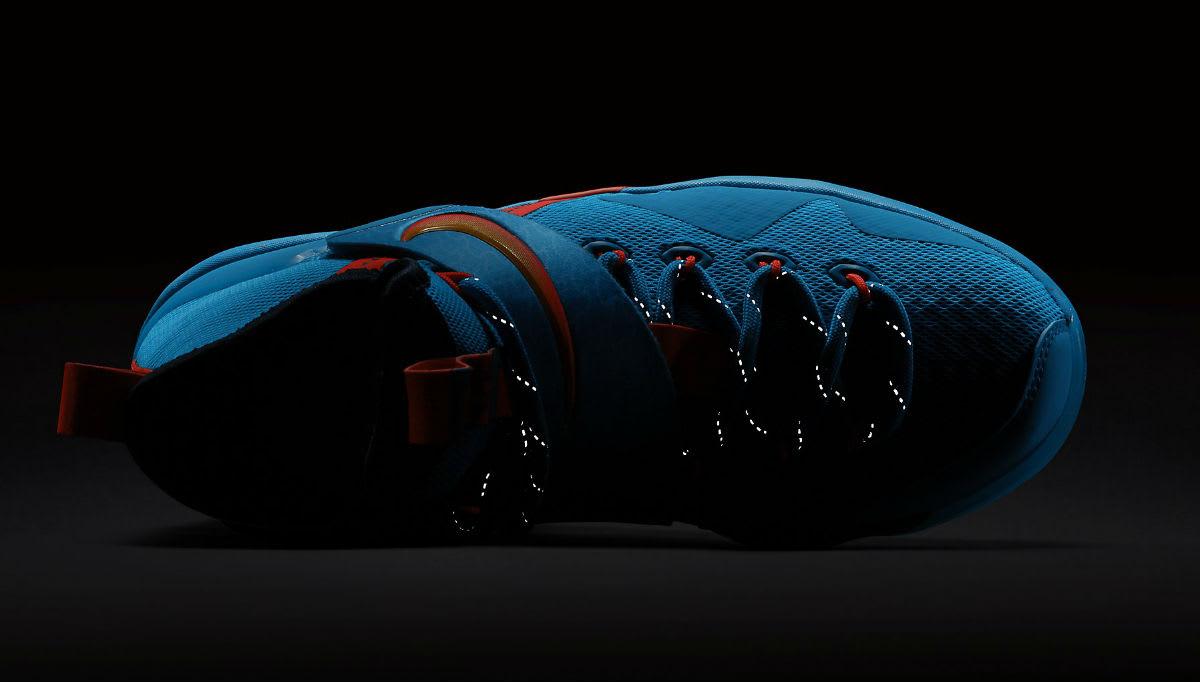 Nike LeBron 14 GS Cocoa Beach Release Date 3M 859468-477