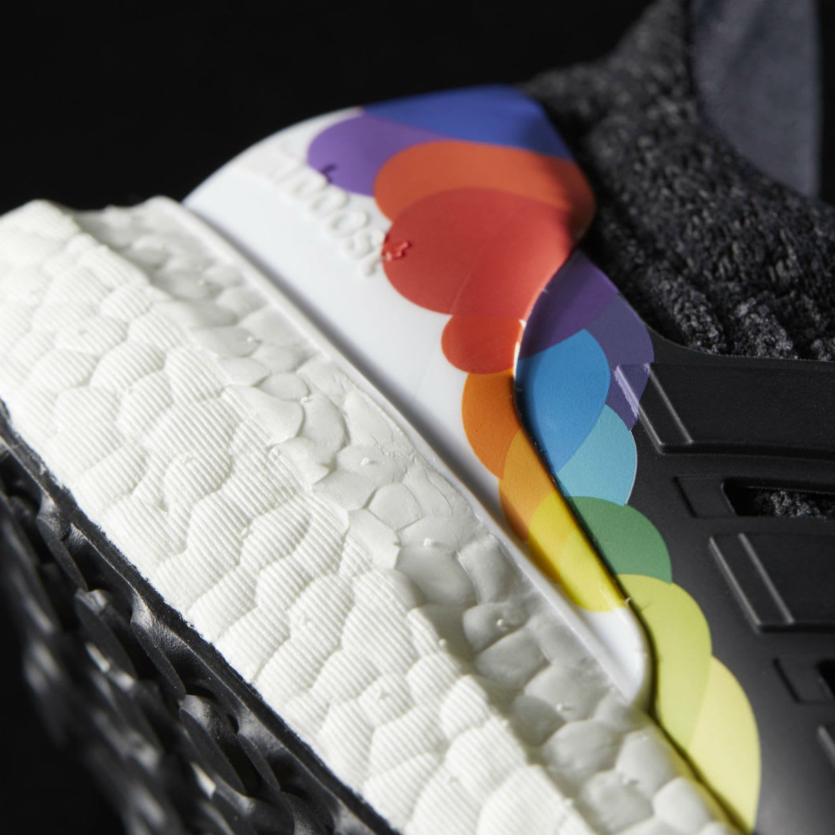 Adidas Ultra Boost Pride Release Date Heel CP9632