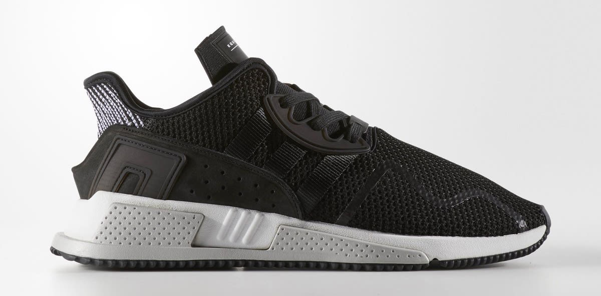 Adidas EQT Cushion ADV Black White