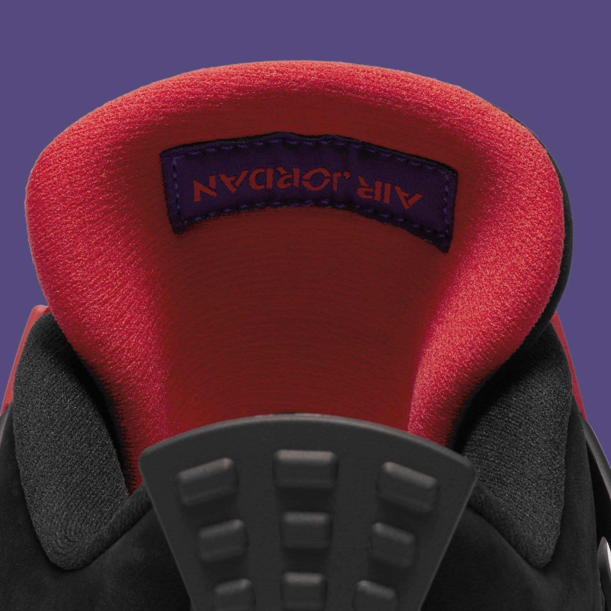 Air Jordan 4 Retro 'Raptors' AQ3816-056 (Tongue)