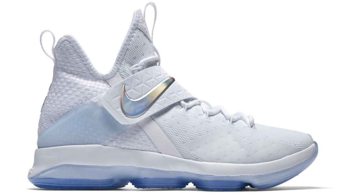 Nike LeBron 14 Time to Shine Sole Collector Release Date Roundup