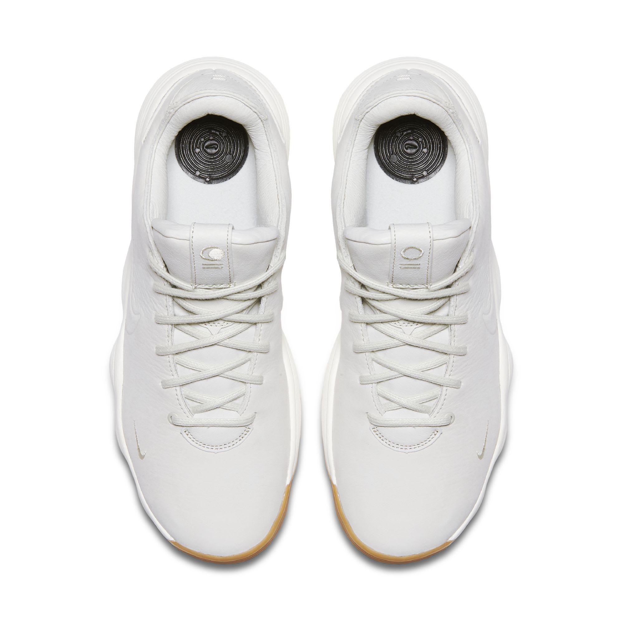 Nike Hyperdunk 2017 Low Lifestyle White (Top)