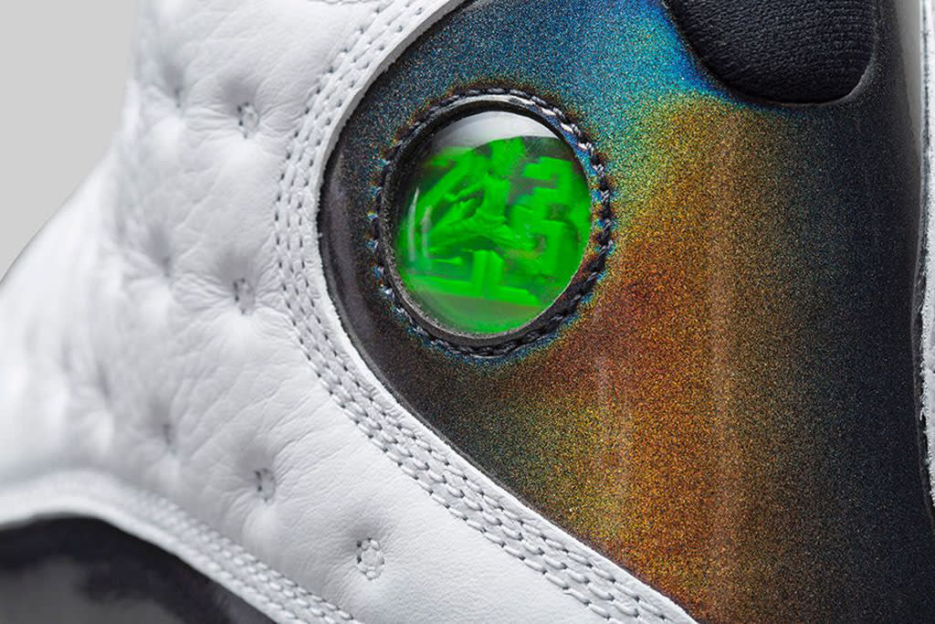Air Jordan 13 Hologram