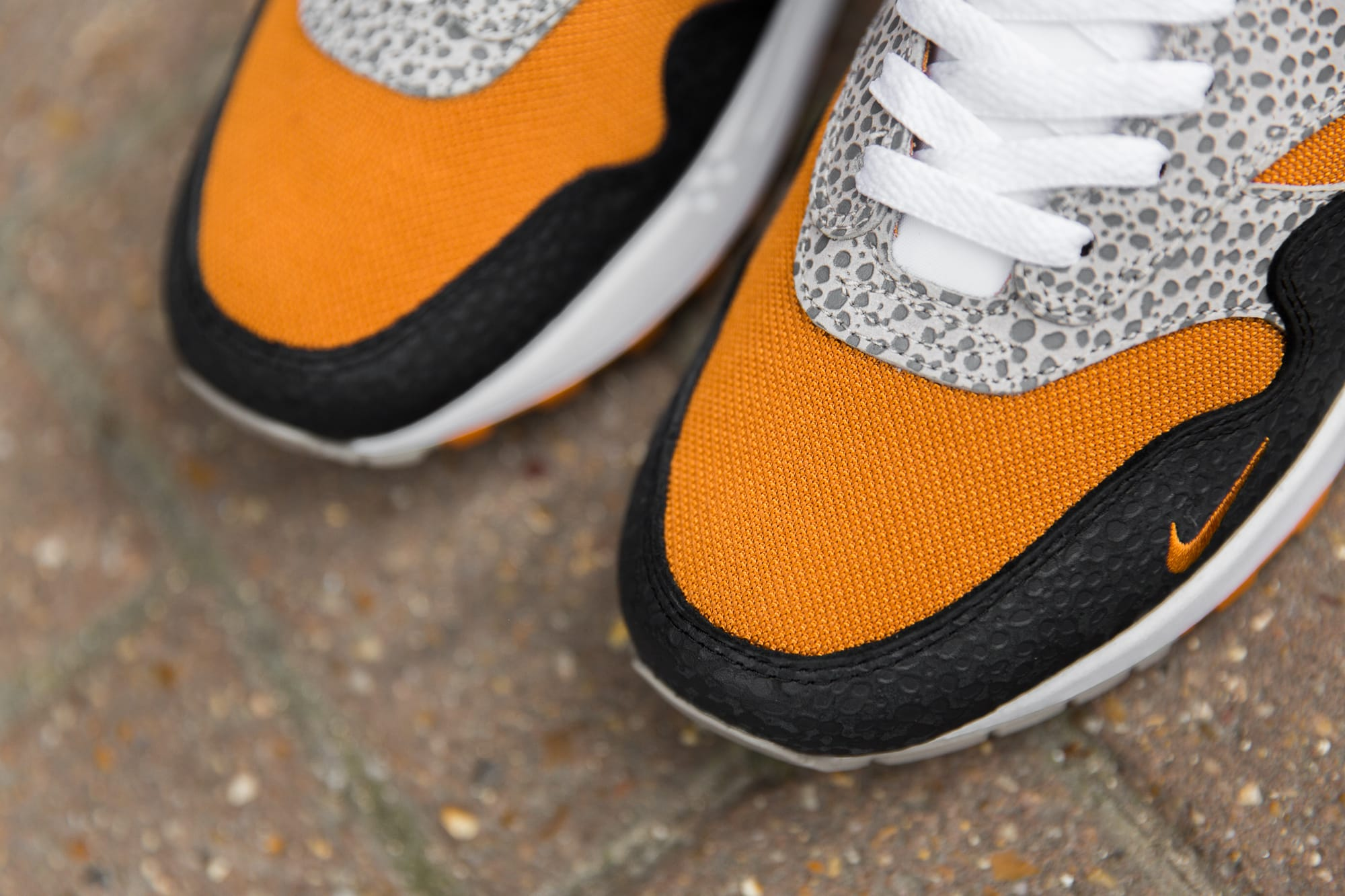 size? x Nike Air Max 1 'Safari' (Toe)