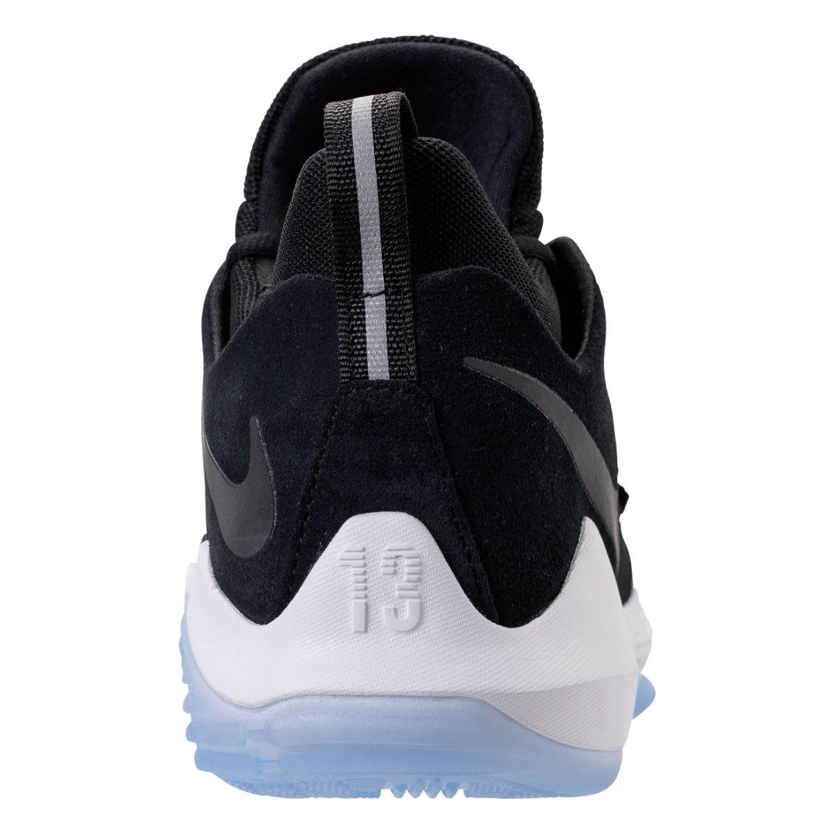 Nike PG1 Black White Hyper Turquoise Release Date Heel 878627-001