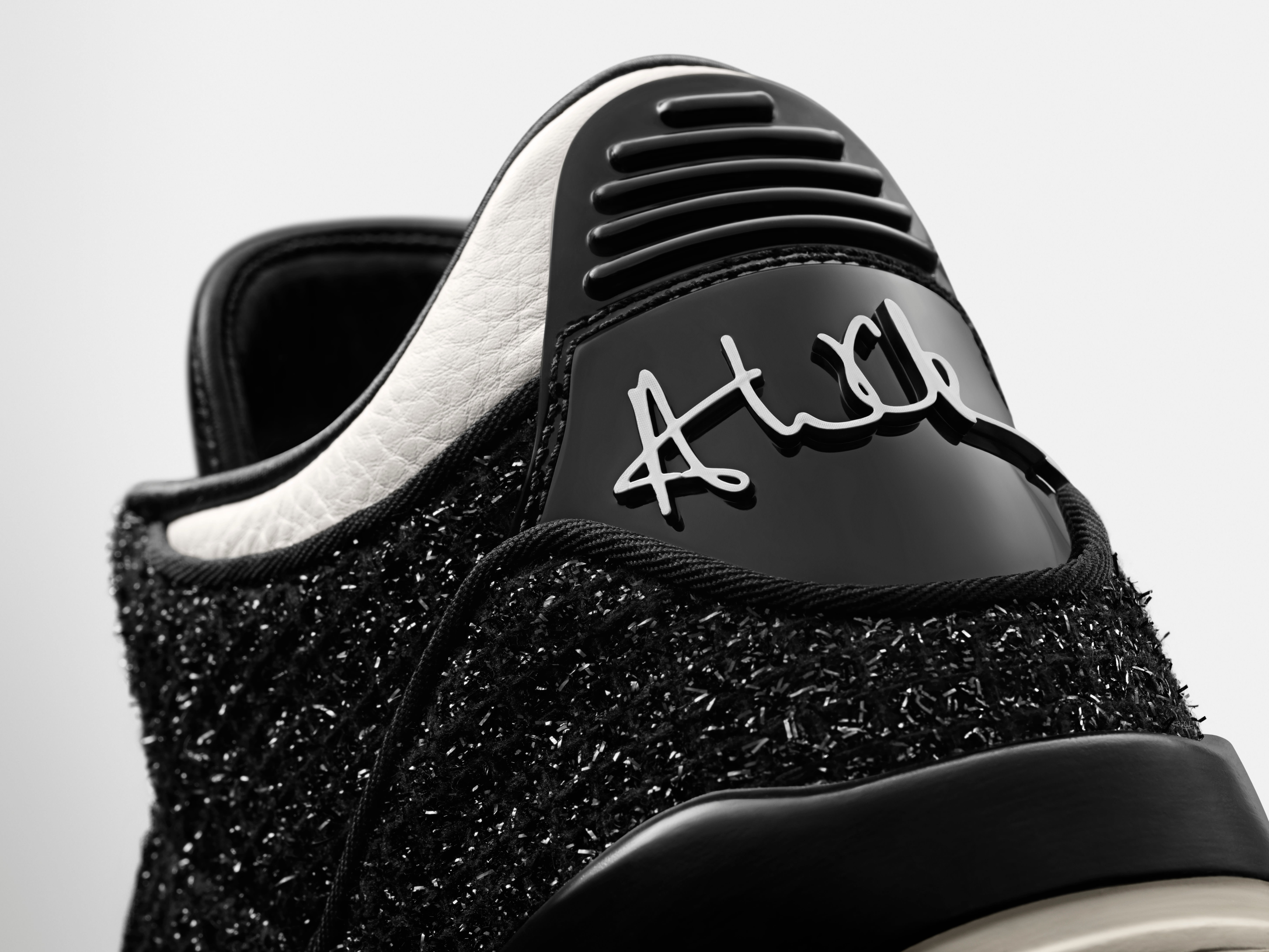 Vogue x Air Jordan 3 SE AWOK 'Black' (Detail)