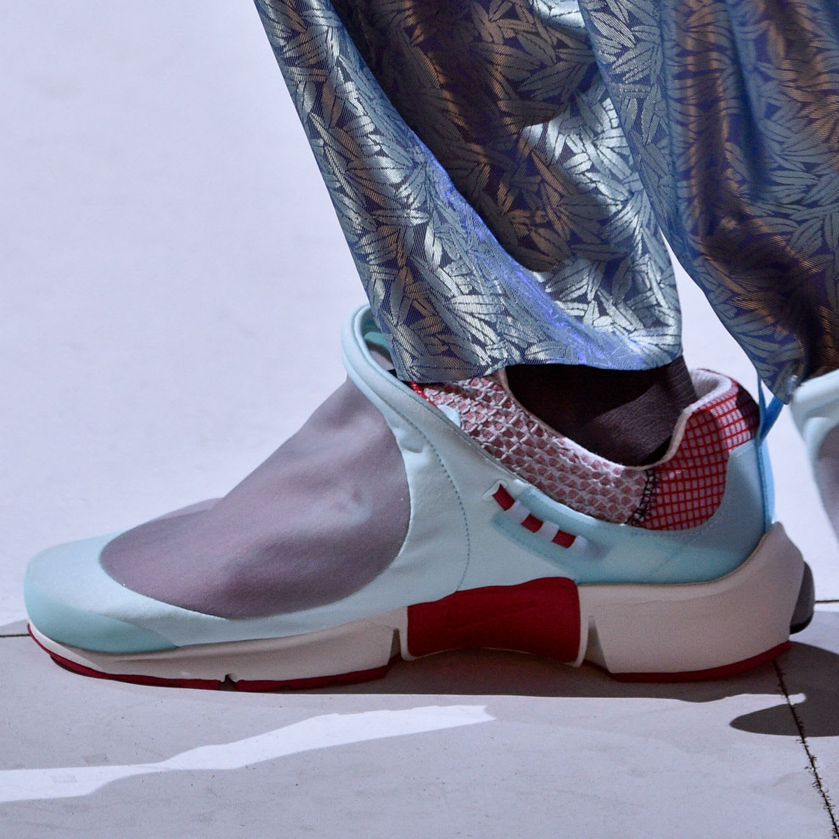 Comme des Garcons x Nike Air Presto Mint Side