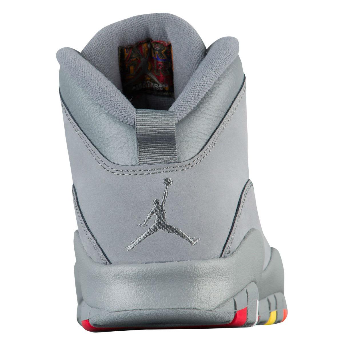 Air Jordan 10 X Cool Grey 2018 Release Date 310805 022