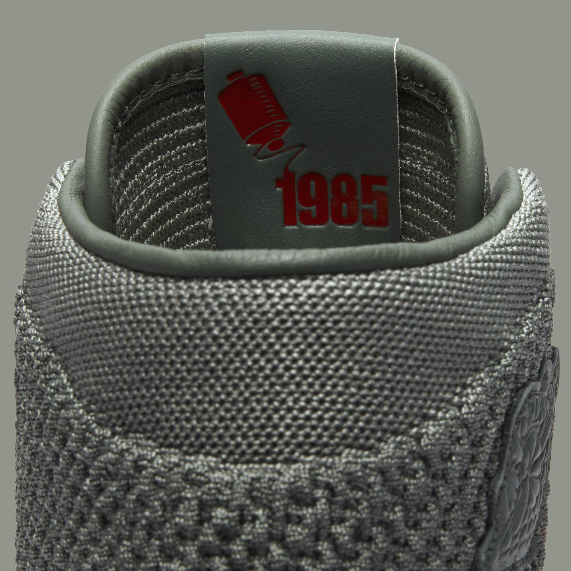 Air Jordan 1 Flyknit 'Clay Green' 919704-333 (Tongue)