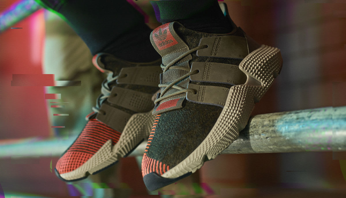 Adidas Prophere Olive Release Date CQ2127 On-Foot