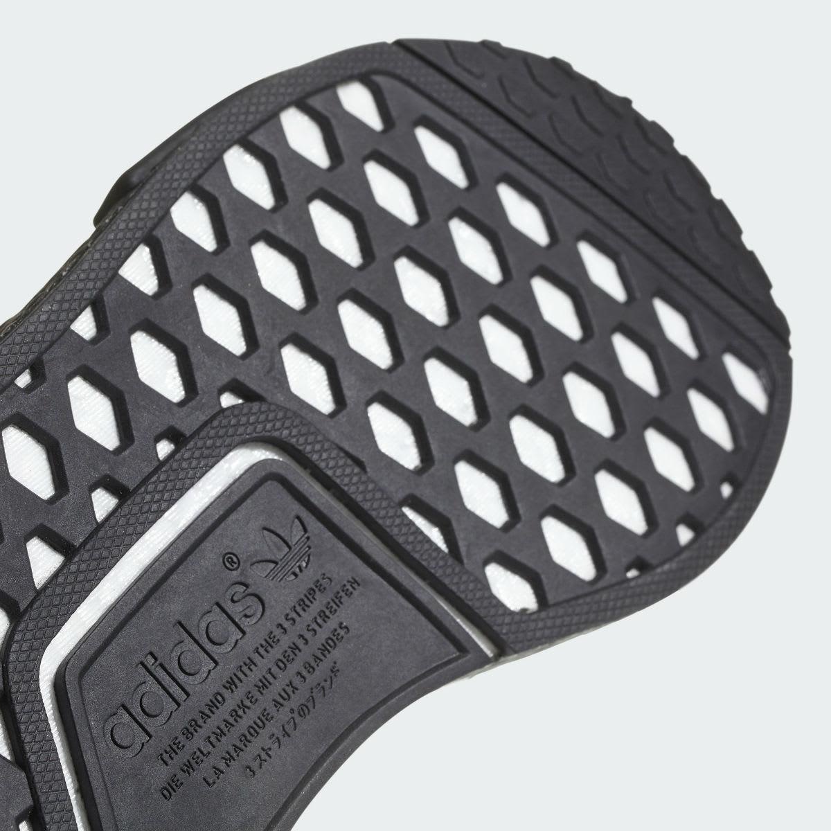 Neighborhood x Adidas NMD R1 Release Date DA8835 Outsole