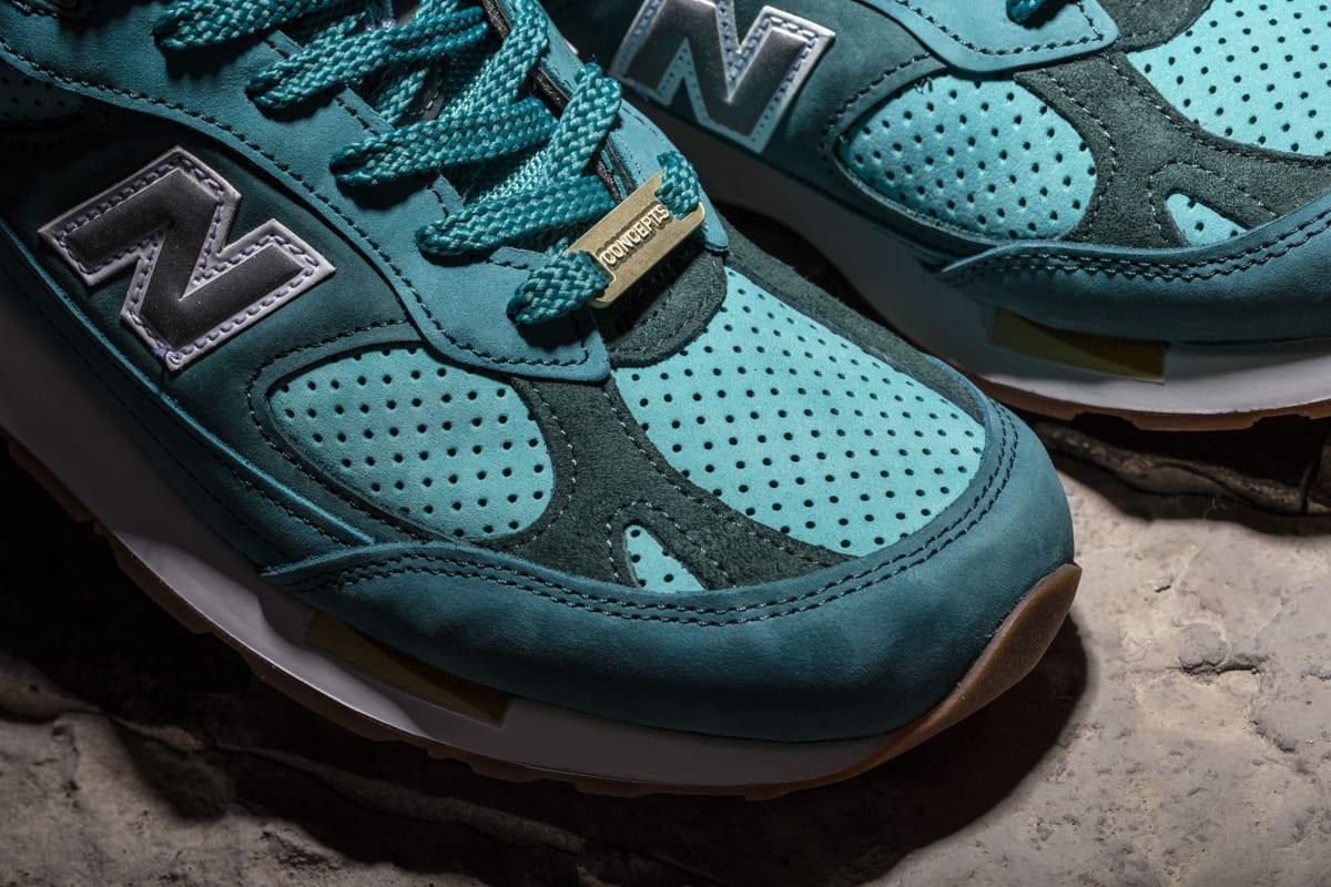 Concepts New Balance 991.5 Lake Havasu 7