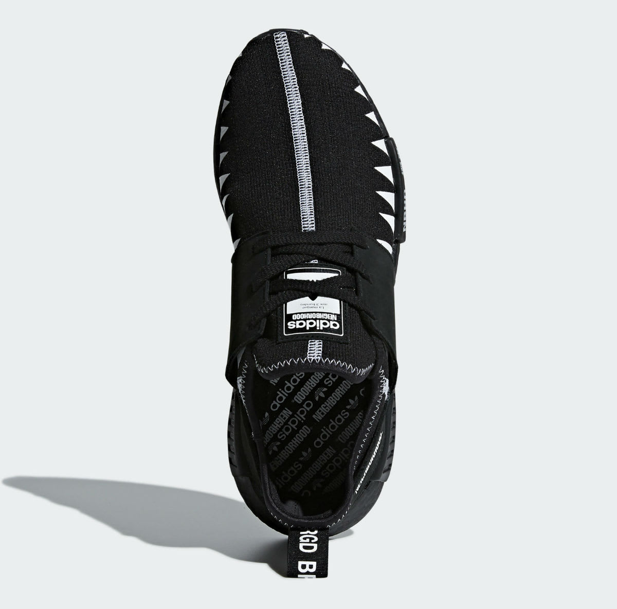 Neighborhood x Adidas NMD R1 Release Date DA8835 Top