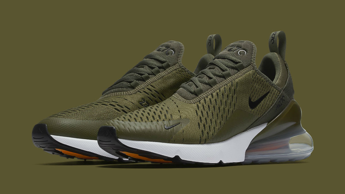 Nike Air Max 270 Olive Release Date AH8050-201 Main
