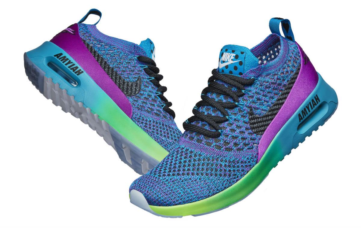 Nike Air Max Thea Ultra Flyknit Doernbecher Amyiah Robinson Release