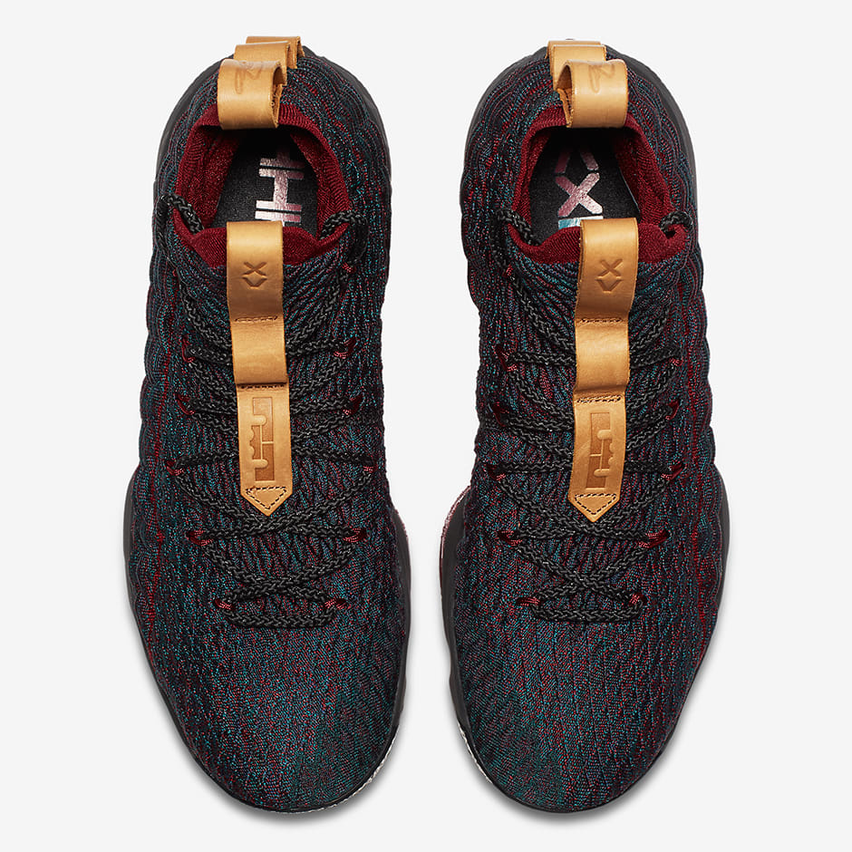 Nike LeBron 15 'New Heights' 897648-300 (Top)