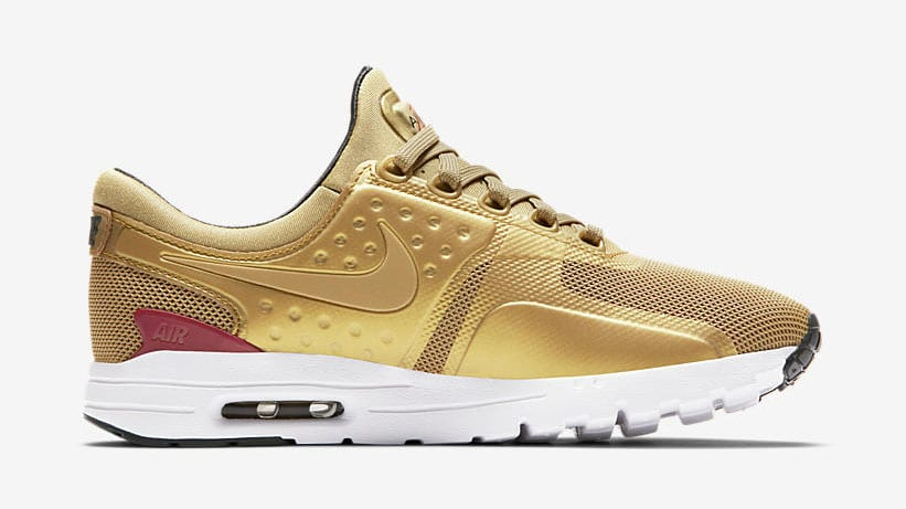 Nike Air Max Zero Women's Gold
