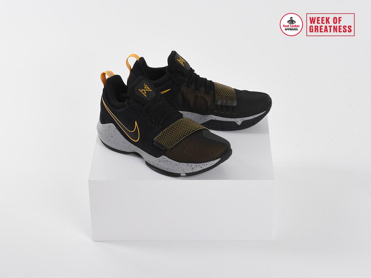 Foot Locker Week of Greatness Nike PG1 Black/Gold