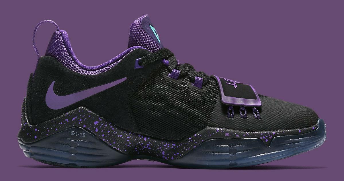 Nike PG1 Gradeschool Grape Release Date Medial 880304-097