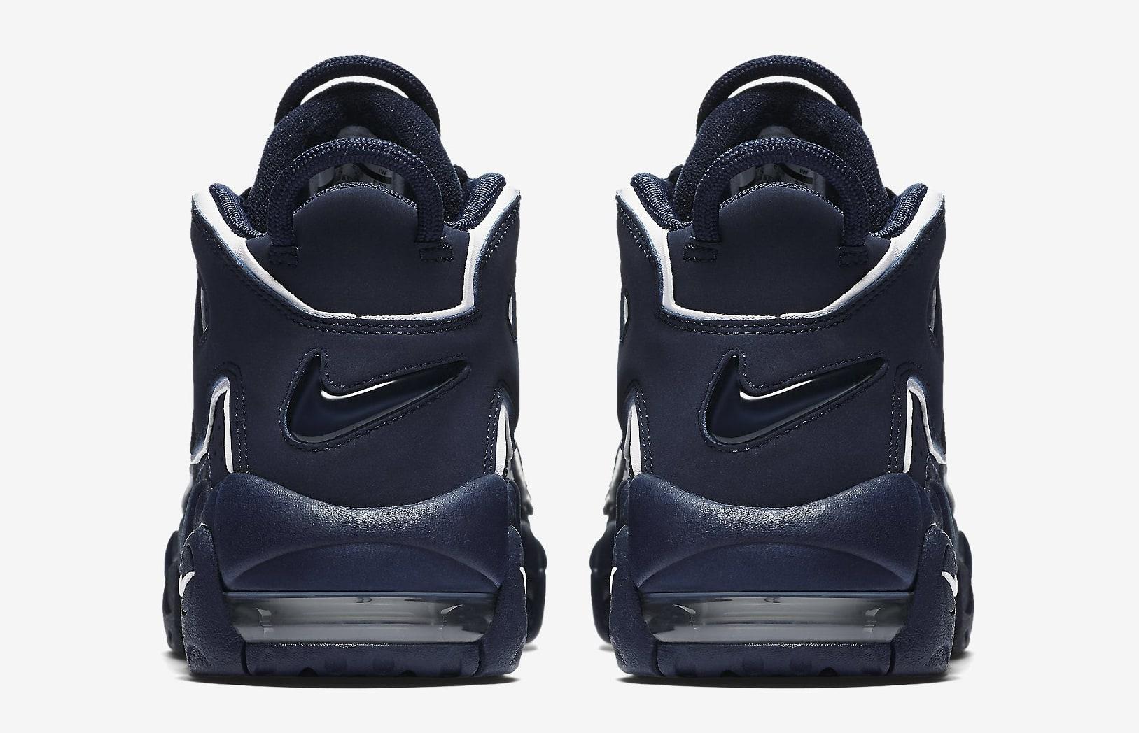 Nike Air More Uptempo Midnight Navy