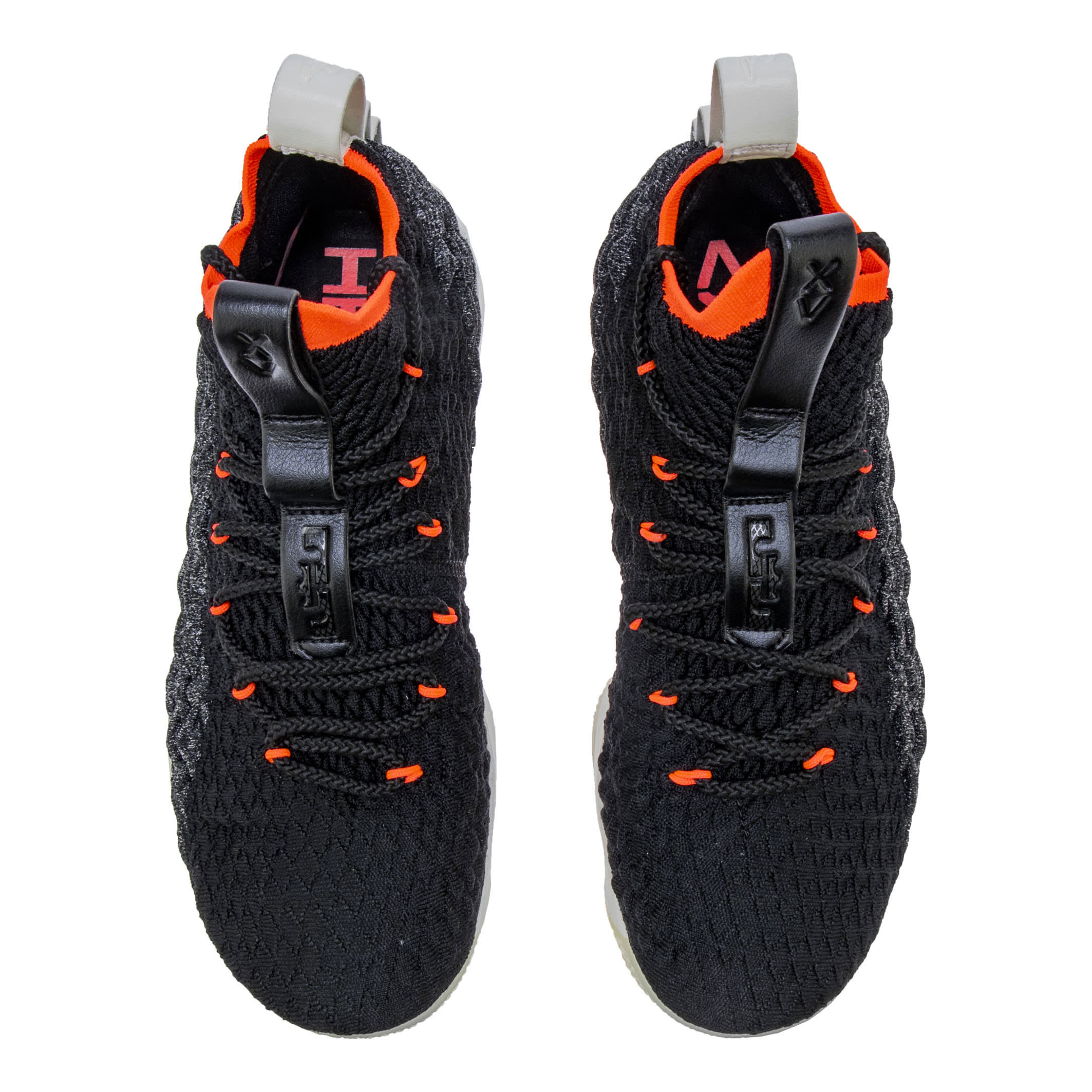 d23c95d01d Nike Lebron XV 15 Bright Crimson Mens Aq2363 002 Black. The ...