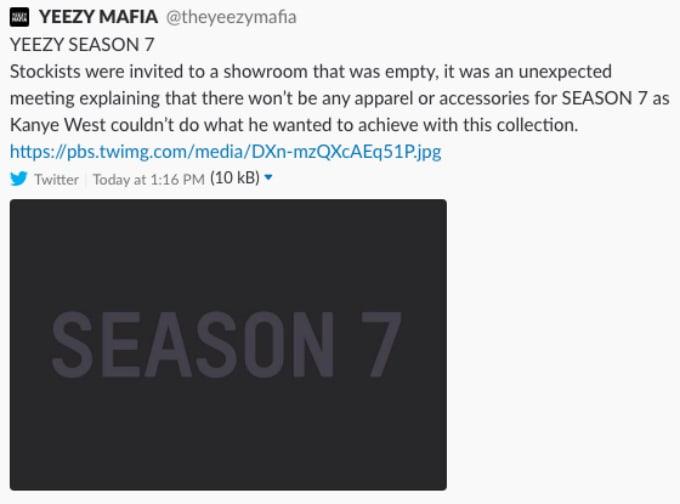 Yeezy Mafia Season 7