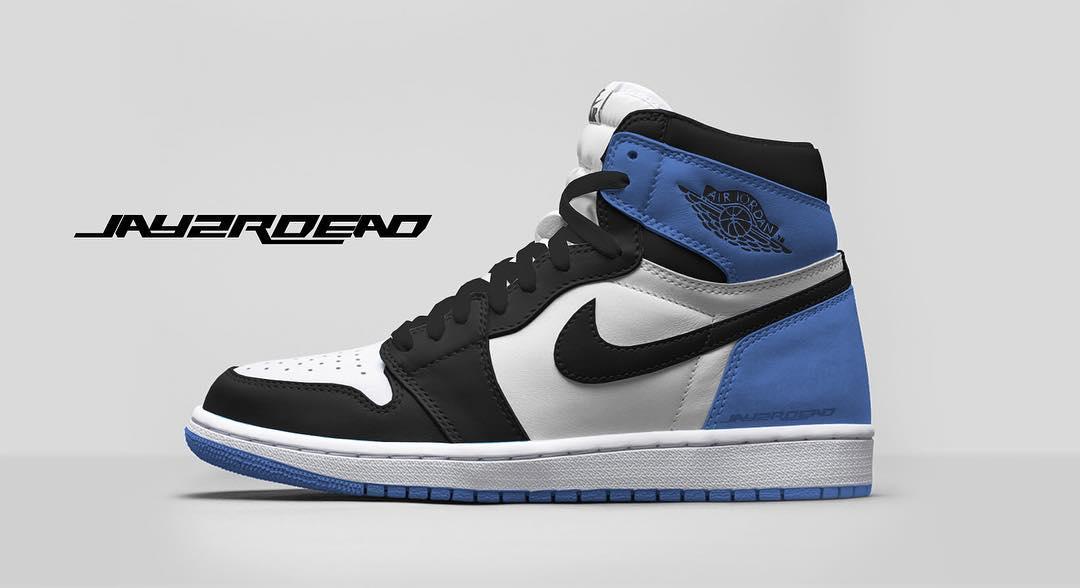 Air Jordan 1 Blue Moon Release Date 555088-115