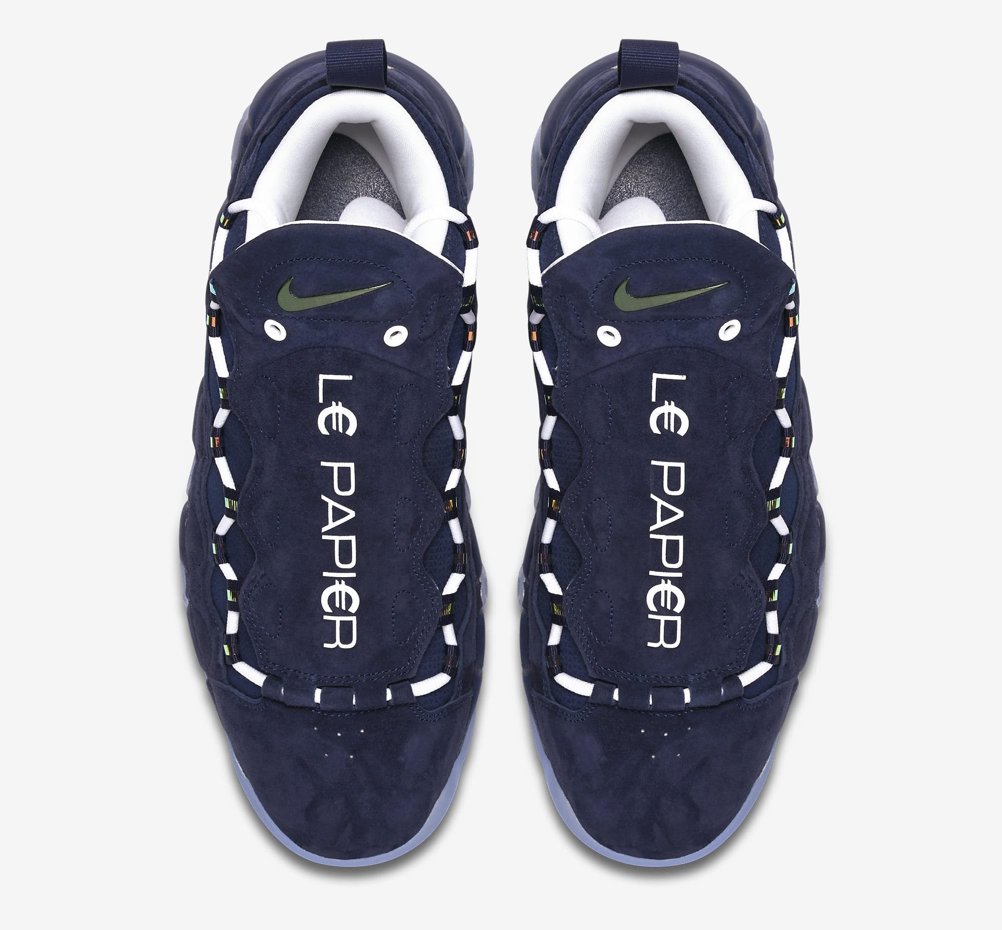 Nike Air More Money Currency Pack | Sole Collector