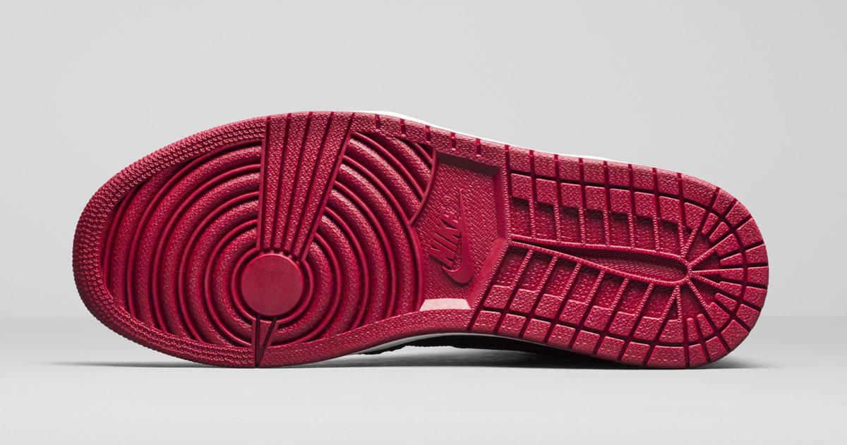 Banned Air Jordan 1 Flyknit 919704-001 Outsole