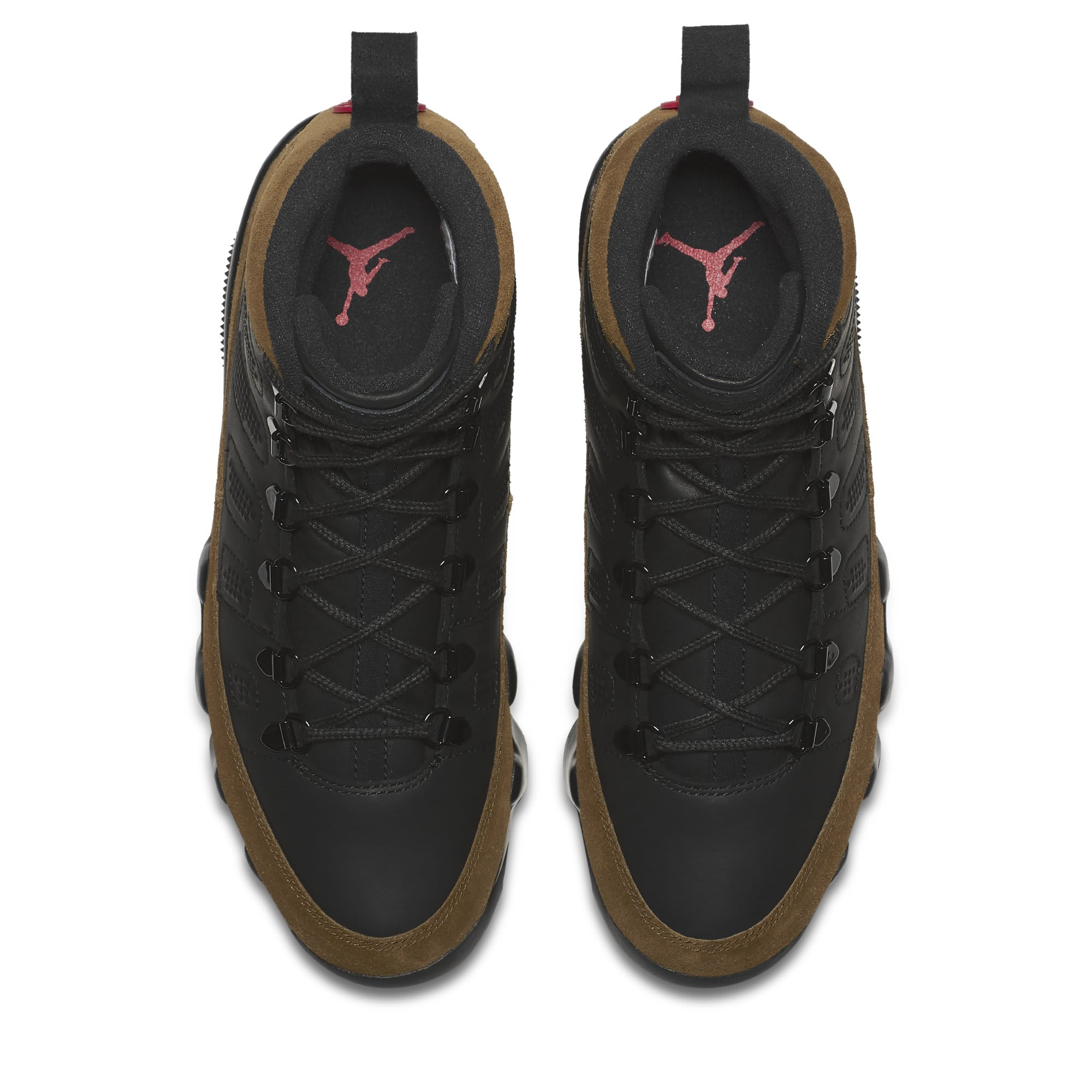 Air Jordan 9 NRG Boot 'Olive' AR4491-012 (Top)