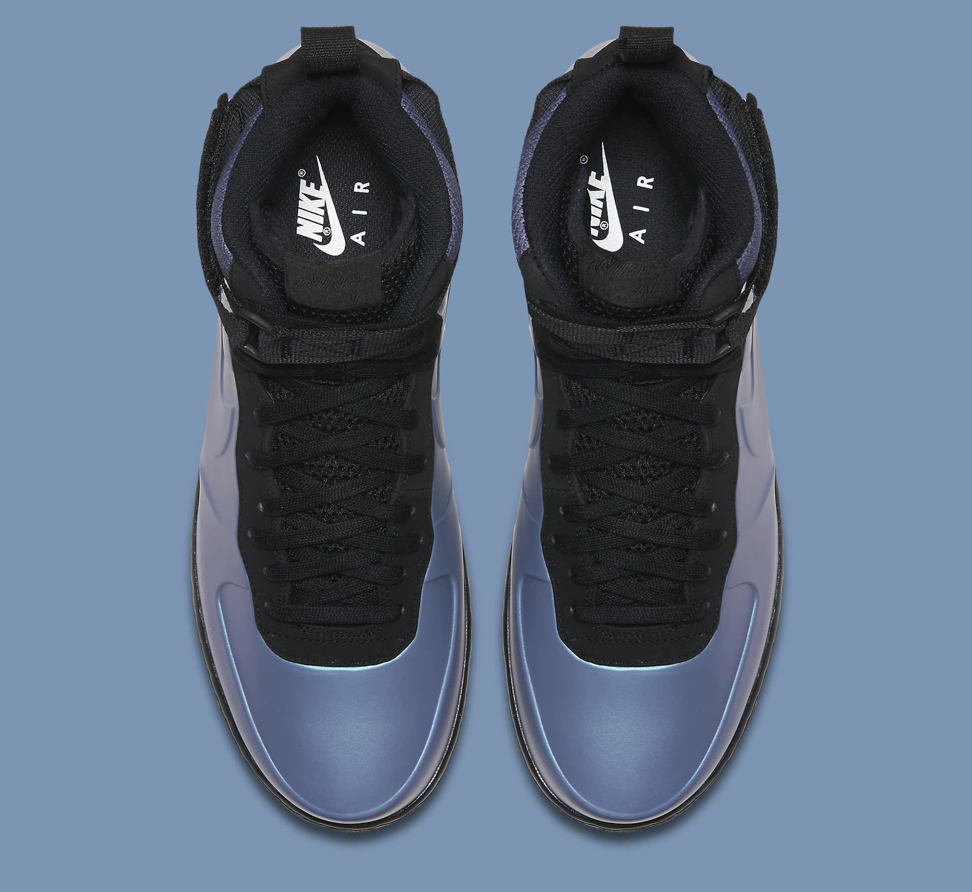 Nike Air Force 1 Foamposite Light Carbon AH6771-002 Top