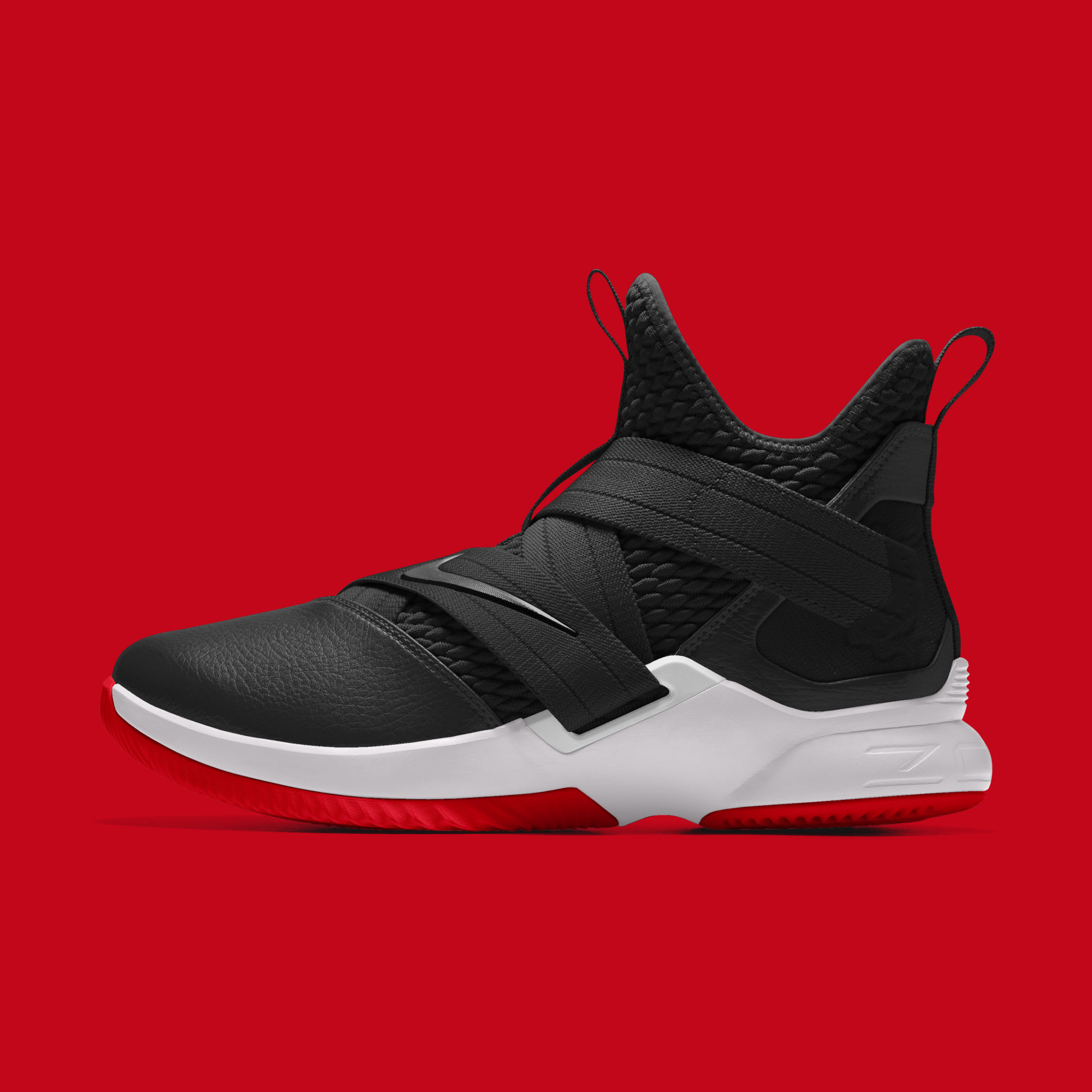 buy online 8a272 59926 ... best price nikeid lebron soldier 12 bred 1bf8a cbfcc